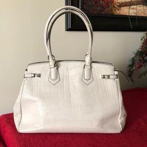Henry Bendel Leather Shoullder Bag!